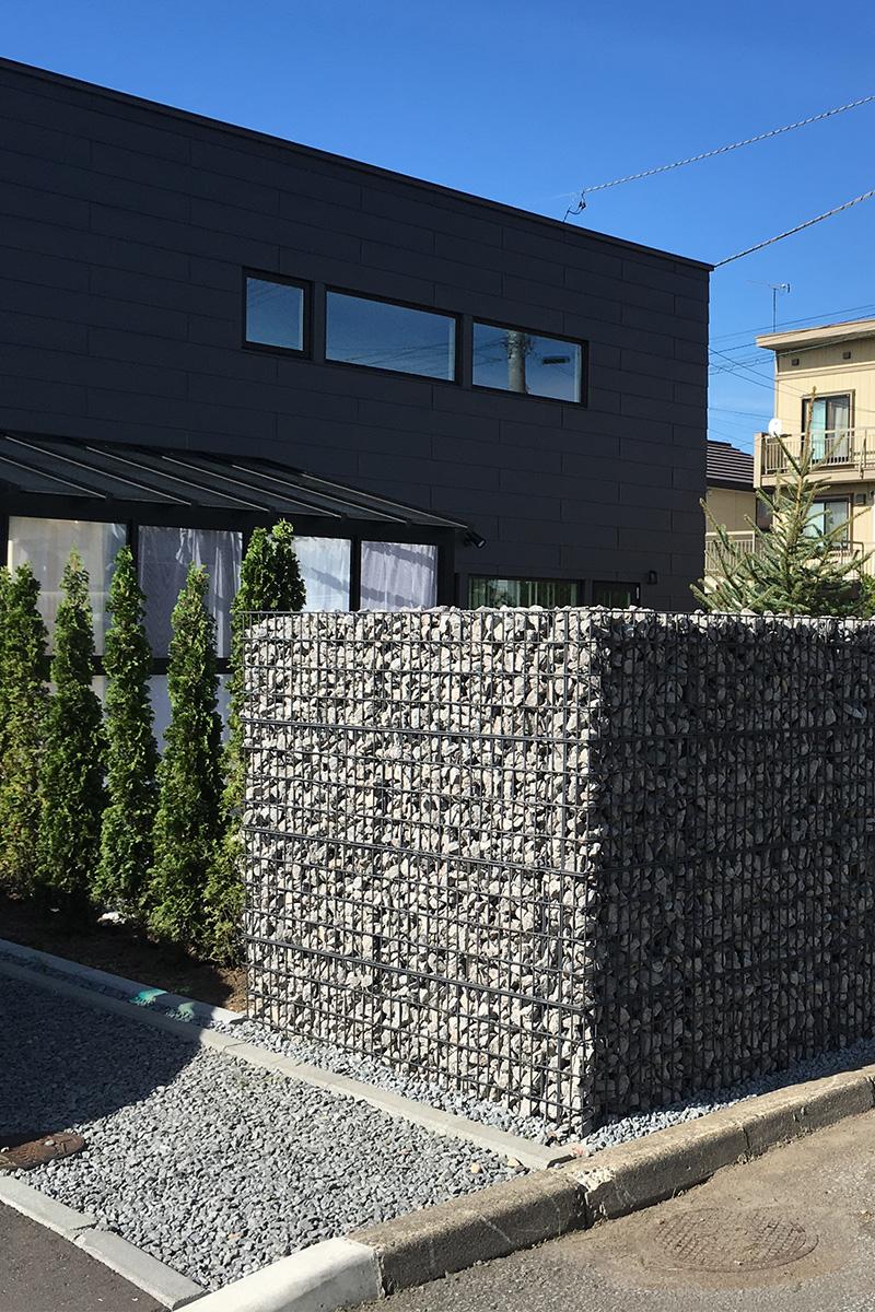 外構工事フェンス・塀
